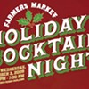 Get Lit Like a Christmas Tree Wednesday at CUESA's Holiday Cocktail Night