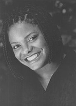 """What's so funny? Find out with  Ren Hicks at the third annual - """"Funny - Girlz"""" showcase."""