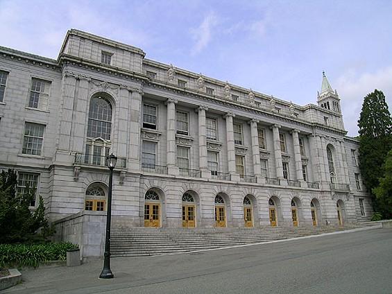 Wheeler Hall