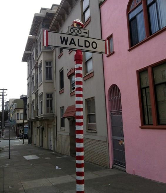 VIA WALDO'S FACEBOOK PAGE
