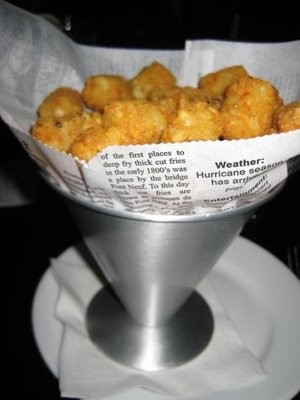 Who doesn't love tater tots? The morning-after hangover is your problem. - B. Y./YELP