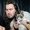 Who Wants a Pizza Party with Andrew W.K.?