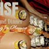 Who Wants an Erotic Dinner Party With Naked Sushi?