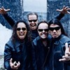 Metallica May Be Planning (Especially) 'Theatrical' Tour