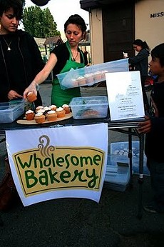 Wholesome Bakery has signed on as a tenant. - ANNA D./YELP