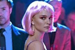 STEPHEN  GOLDBLATT - Wigging Out: Natalie Portman wallows in - bad behavior.