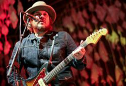 Wilco at the Greek Theatre, 9/21/12