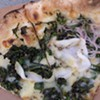 Locanda da Eva's Kale and Lardo Pizza