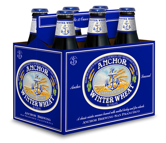 Winter Wheat - ANCHOR BREWING COMPANY