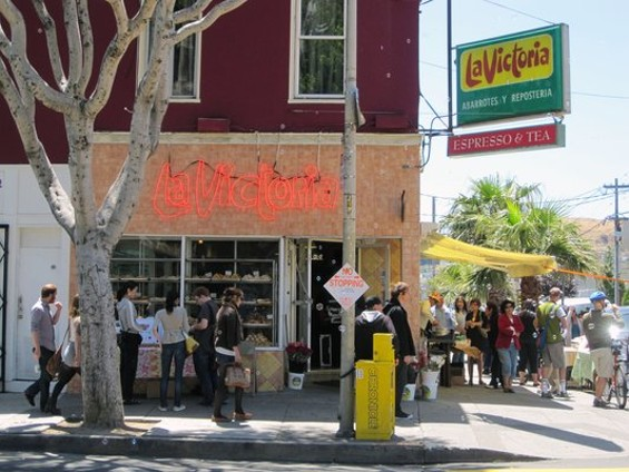 With the help of pastry chef Luis Villavelazquez, the 60-year-old panaderia on 24th Street will soon begin modernizing its pan dulce. - KEVIN Y./YELP