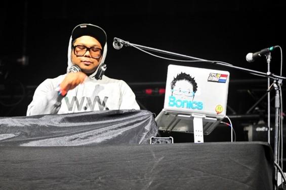 Wiz's DJ - CALIBREE PHOTOGRAPHY