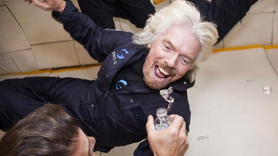 Wouldn't be the hardest thing he's done - @RICHARDBRANSON/TWITTER