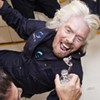 Sir Richard Branson Asked To Bankroll Marijuana Legalization in California