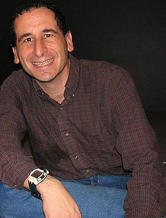 Writer-producer Mike Reiss of The Simpsons