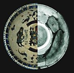 X-rays reveal the fakery in this Iranian bowl.