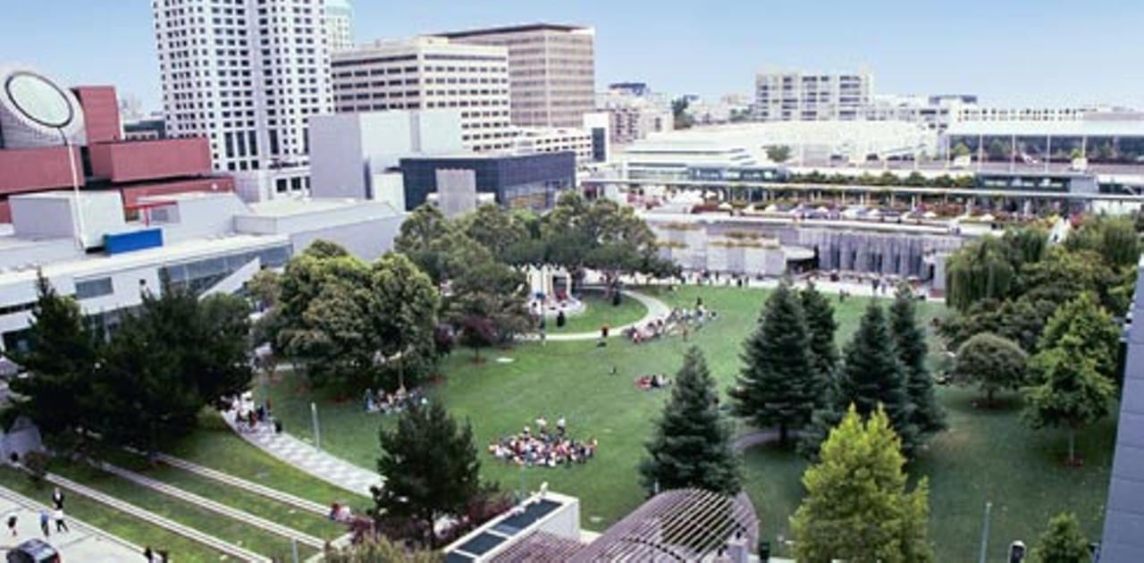 Yerba Buena Gardens South Of Market Parks And Outdoors