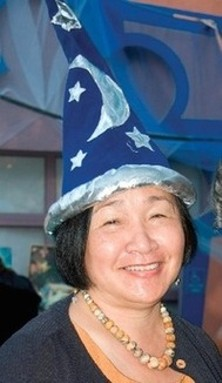 Yes, we're expecting Mayor Quan to work some magic