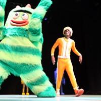 Yo Gabba Gabba! at Bill Graham Civic Auditorium