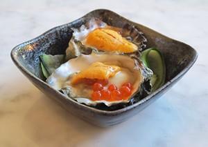 Yonsei Oysters - LOU BUSTAMANTE