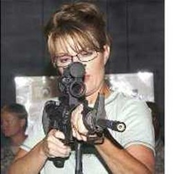 "You can't ""misunderestimate"" Palin's abilities"