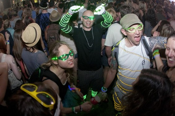 You could see the Coachella artists... without seeing this. - CHRISTOPHER VICTORIO