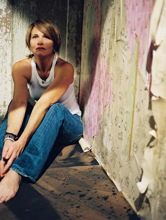 You Know You Want This, Oakland: Shawn Colvin