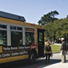 The Day Culture Rolled Into Bernal Heights: Novel Concept for Yellow City Buses -- Riders!