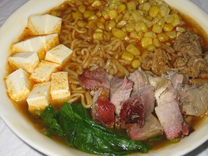 You'll never crave Cup Noodles again. - LUIS CHONG