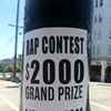 "Mystery of the ""$2,000 Rap Contest"" Posters Solved by Haighteration"