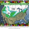 Snow Kidding: Weather Agency Informs San Franciscans White Christmas Unlikely Here