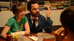 Zoe Kazan and Jake M. Johnson in The New New Girl.