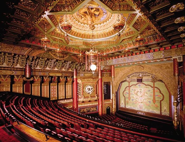 The 5th Avenue Theatre Seattle Wa The Stranger