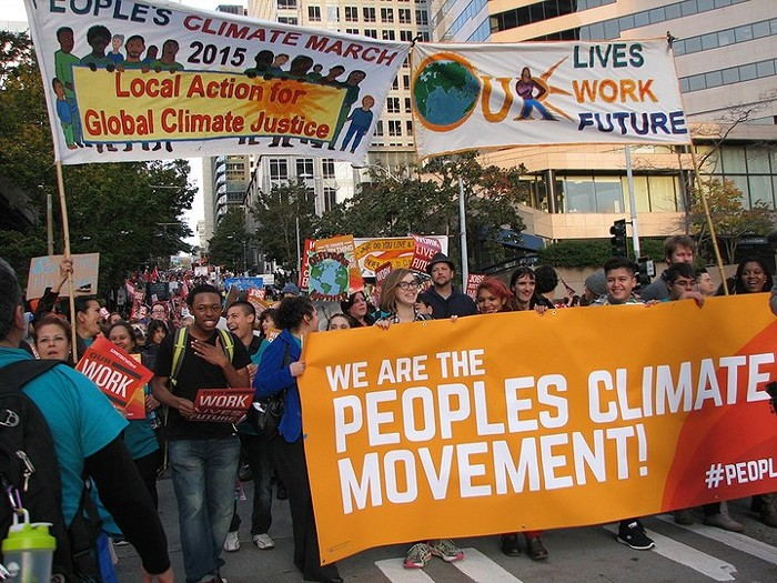The climate change policy on your ballot looks good. Its not.