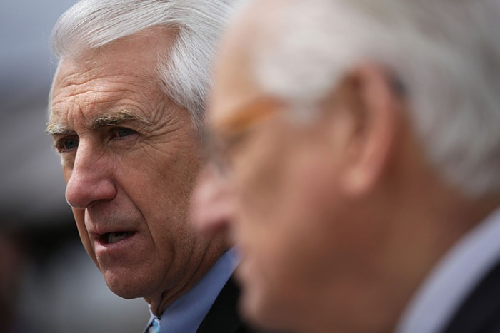 Dave Reichert has been refusing to hold an in-person town hall meeting.