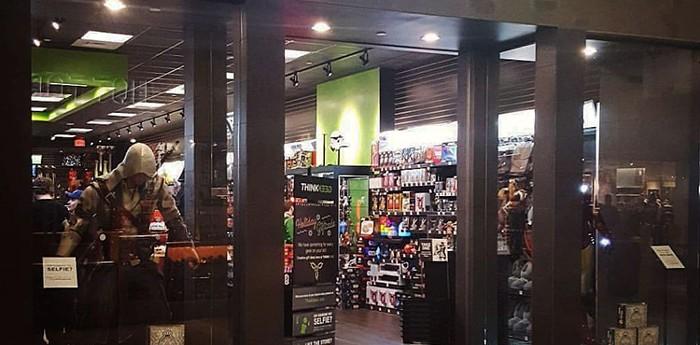 ThinkGeek (Northgate Mall) - Seattle, WA - The Stranger