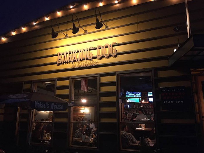 Barking Dog Seattle Dog Friendly