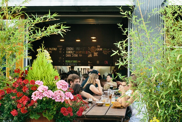 Urban Beer Garden - Seattle, WA - The Stranger