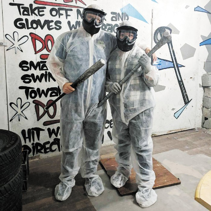 A Visit To The Rage Room