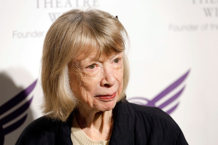 Does future Nobel Prize in Literature laureate Joan Didion have Big Hole Energy? Think again.