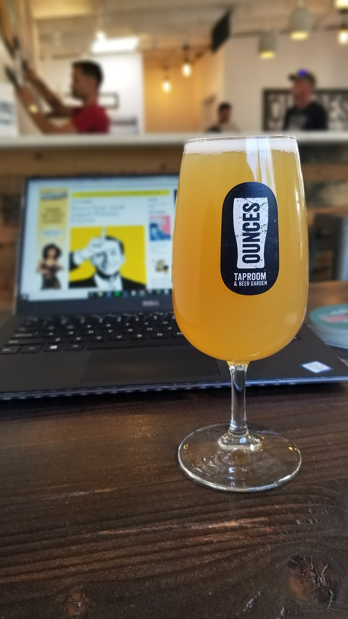 The SECB thinks this Hazy IPA from Skookum tastes like guava and melons