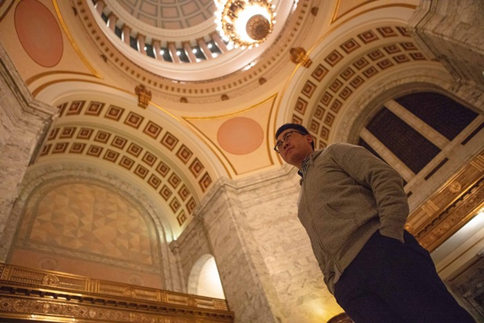 In the beginning of his tenure as a Washington state senator, Nguyen said people would often mistake him for an aide when he walked around the Capitol building. That doesn't happen anymore.