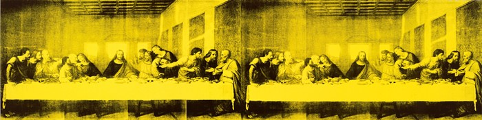 Andy Warhols The Last Supper (1986) is coming to a private collectors home near you.
