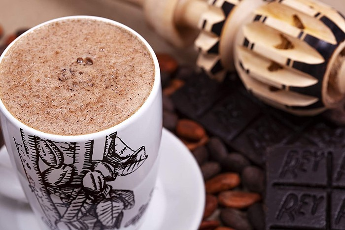 The Mexican chocolatier Rey Amargo has opened a cafe in Capitol Hill, serving a dizzying array of drinking chocolates.
