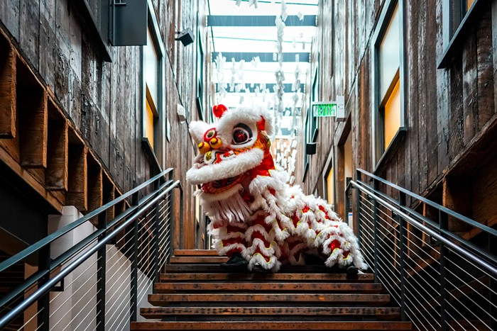 The Lunar New Year (which you can celebrate by watching traditional lion dances at home via the Wing Luke Museums online celebration on Feb 13) is in good company with the rest of this months biggest occasions: Black History Month, Valentines Day, and the Super Bowl.