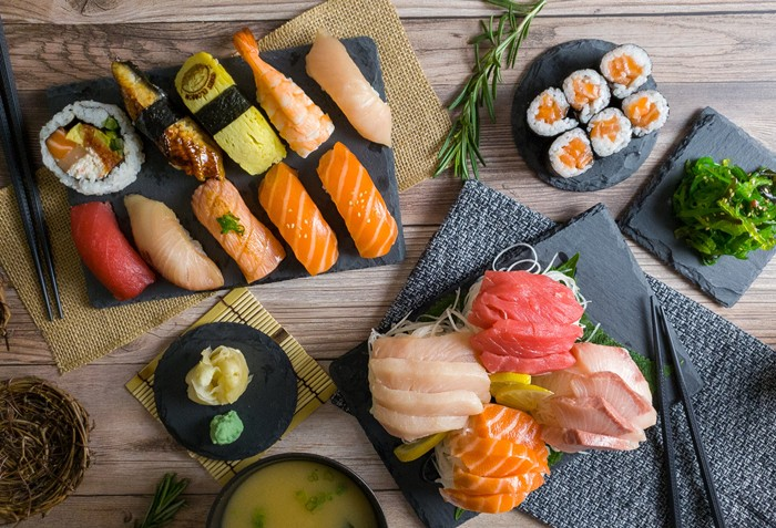 A new delivery-only sushi place called Sushi Blossom has opened in the Chinatown International District.