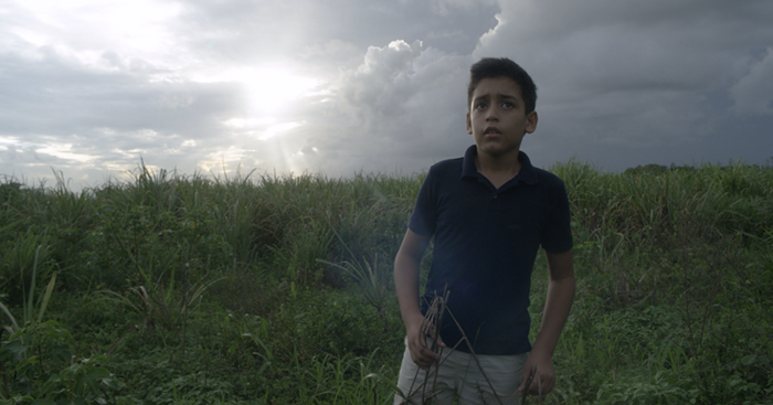 Pedro Rodriguez as young Rafael in Lupe.
