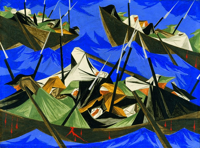 A collection of narrative panels by the great 20th-century Black artist Jacob Lawrence (Jacob Lawrence: The American Struggle) will be unveiled in tandem with the public reopening of the Seattle Art Museum on March 5.
