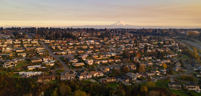 The plague of single-family homes in Tacoma...