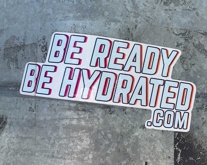 Im really about hydration today (I am currently sucking down an iced coffee, dehydrating myself).