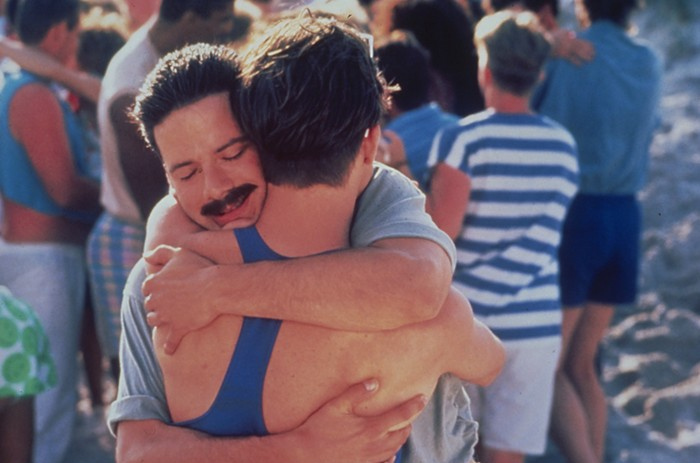 Longtime Companion was one of the first films to deal with the AIDS epidemic.